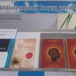 Biblioterapinių knygų paroda